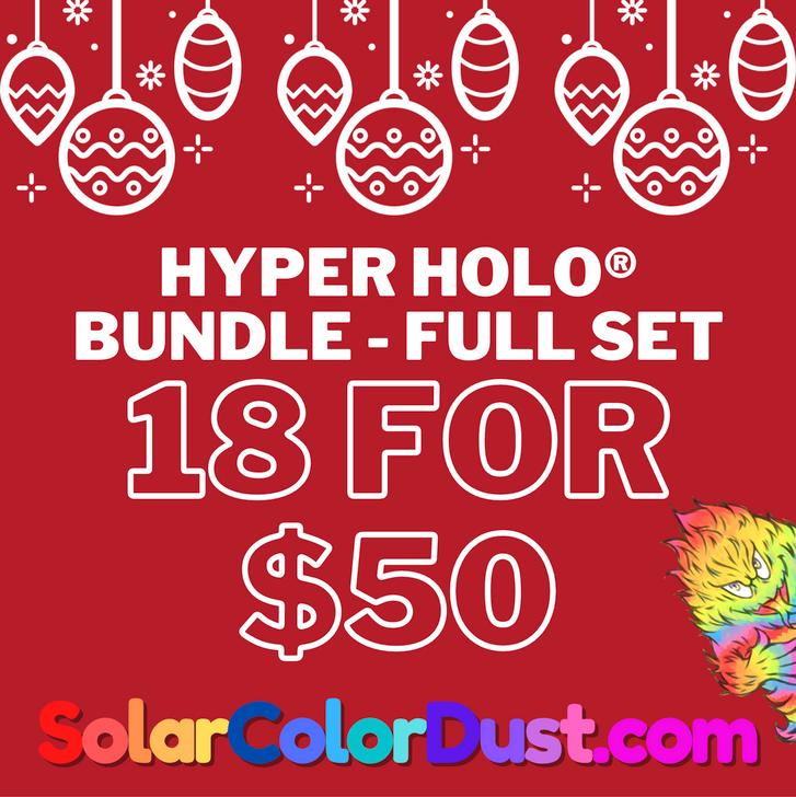 Hyper Holo® Bundle!