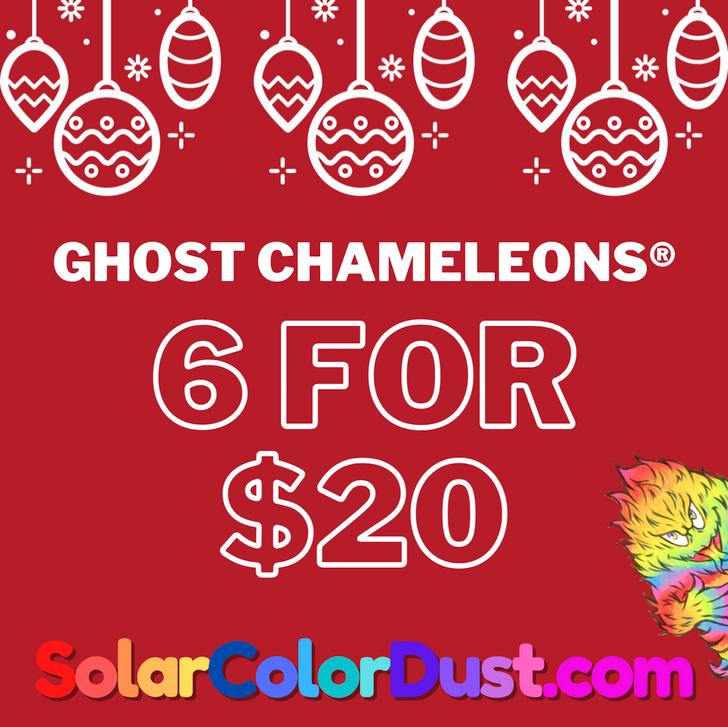 Ghost Chameleon Bundle!