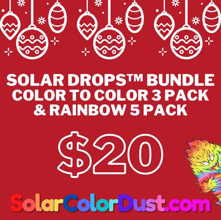 Solar Drops™ Bundle!