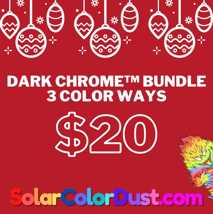 Dark Chrome™ Bundle!