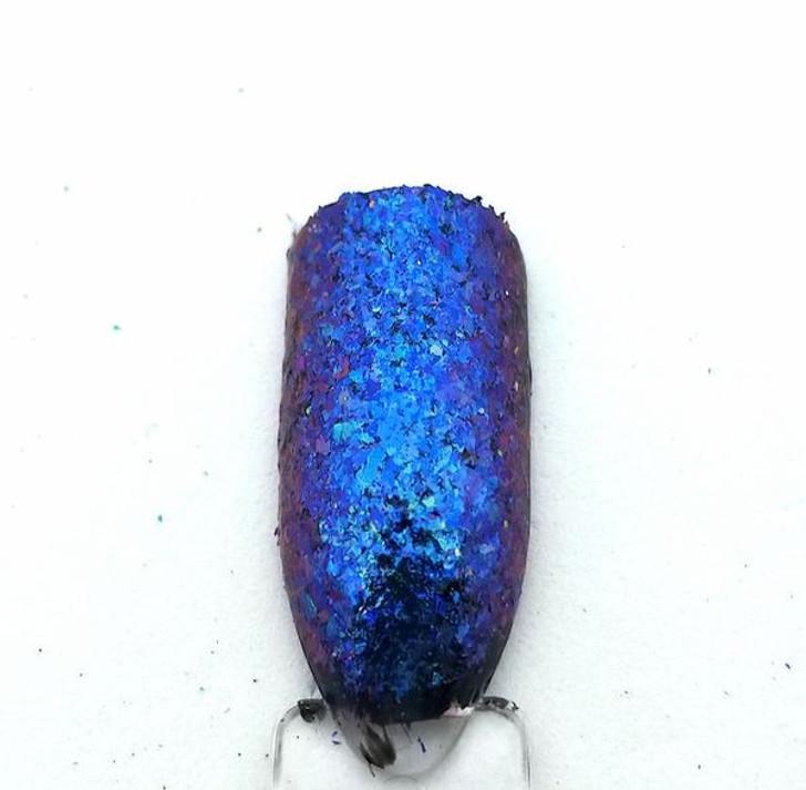 Super Chameleon Flakes - Blue/Purple/Red