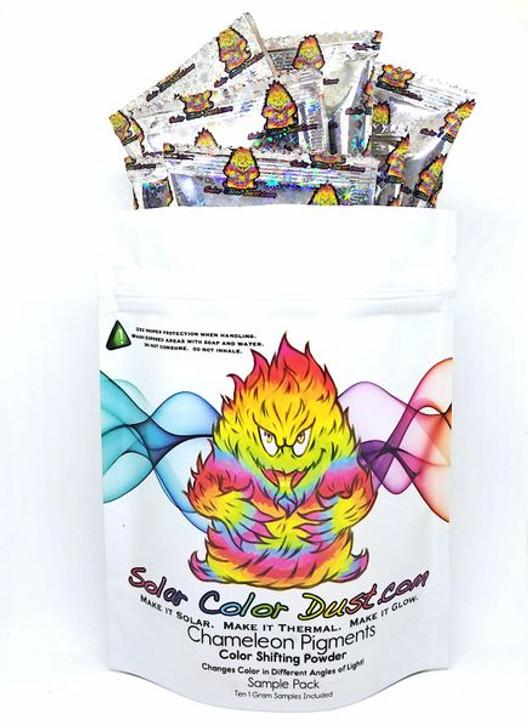 Chameleon Sample Pack! - 3 Color Shift