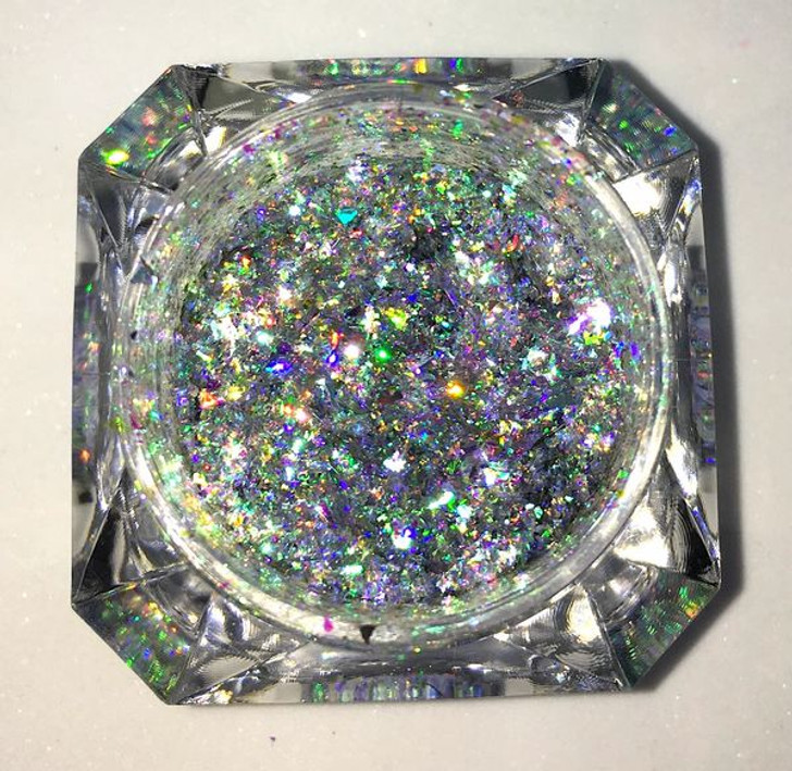 Aurora Holographic Flakes - Aquila