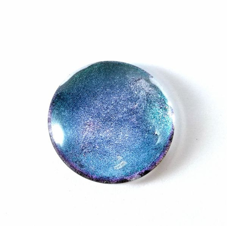 Chameleon pigments, easy to use color shift