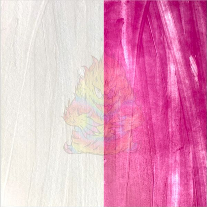 SolarColorDust® - White to Mixed Berry - Sunlight Sensitive