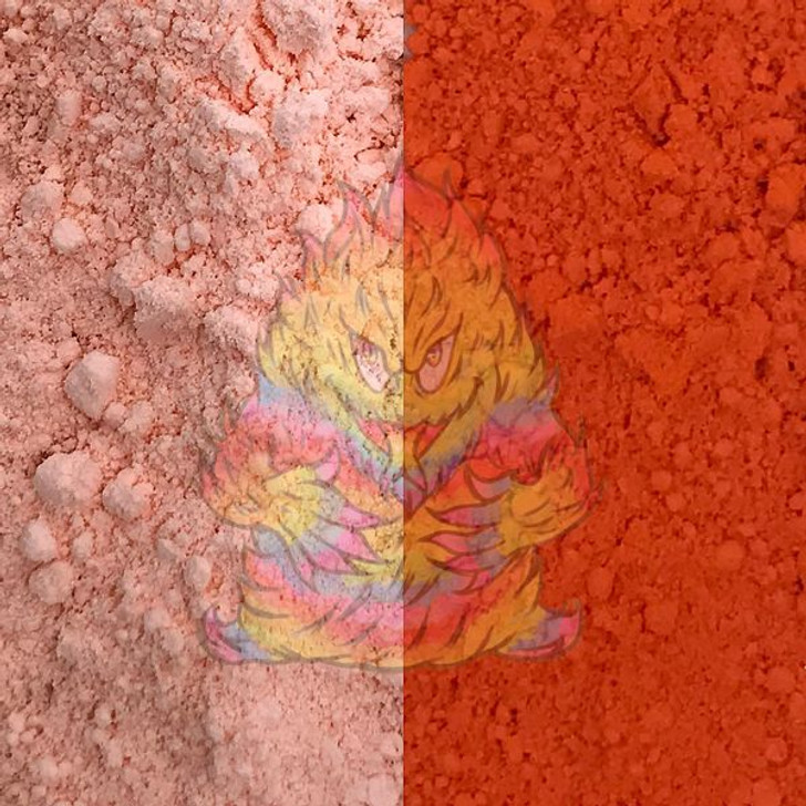 Thermal Dust® 72ºF - Colorless to Orange - Cold Sensitive