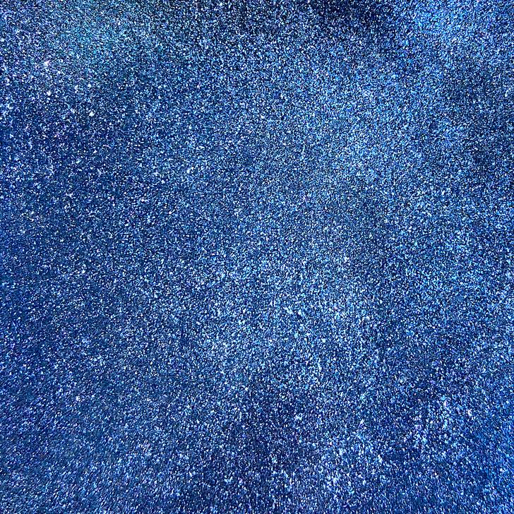 SolarColorDust.com Gem Dust Series - Opal Dust - Sparkle Blue - Blue Interference Mica Based Powder Pigment