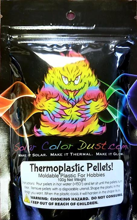 Thermoplastic Pellets - Moldable Plastic