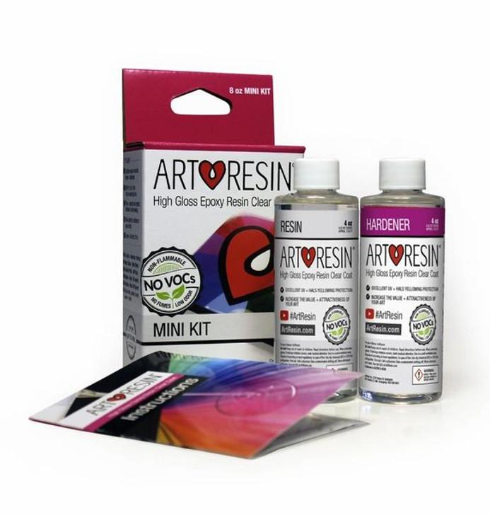 Art resin mini kit, epoxy resin