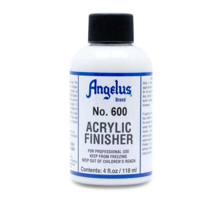 Angelus acrylic finisher, normal finish, protective coating