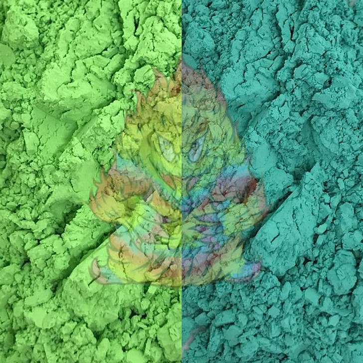Ultra Thermal Dust® 72ºF - Lime to Dark Green - Cold Sensitive