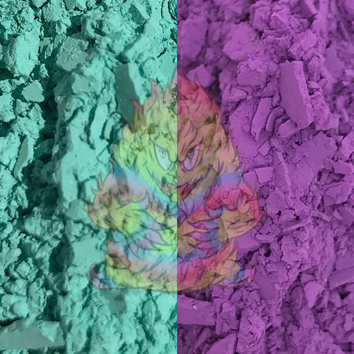 Ultra Thermal Dust® 72ºF - Turquoise to Purple - Cold Sensitive