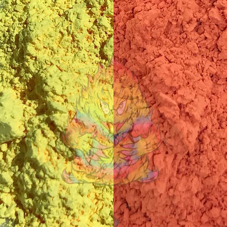 Ultra Thermal Dust® 72ºF - Yellow to Orange - Cold Sensitive