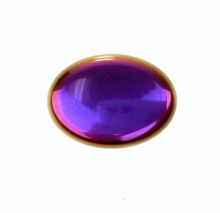 Coquette ChromeX Chrome Dust Color Shift Mirror Pigment Violet Purple