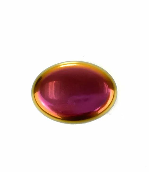Flummut ChromeX Chrome Dust Color Shift Mirror Pigment Red Gold