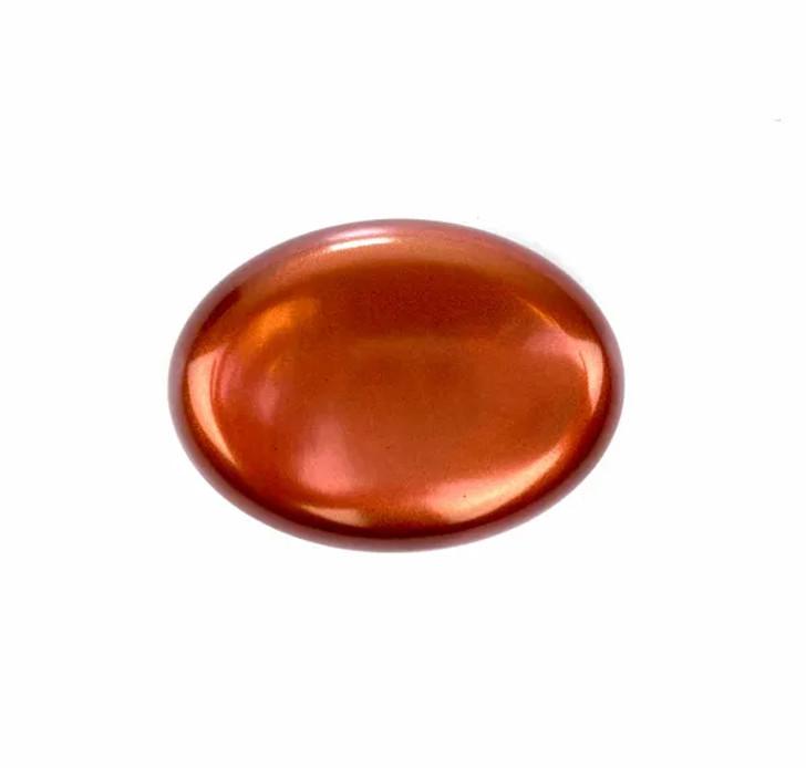 Orbicle ChromeX Chrome Dust Color Shift Mirror Pigment Red Orange Gold