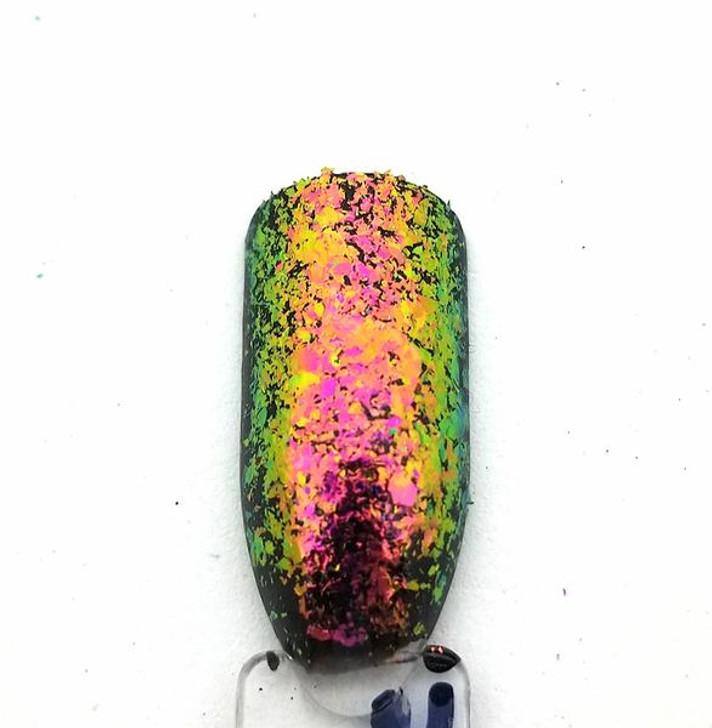 Super Chameleon Flakes - Purple/Gold/Green/Blue