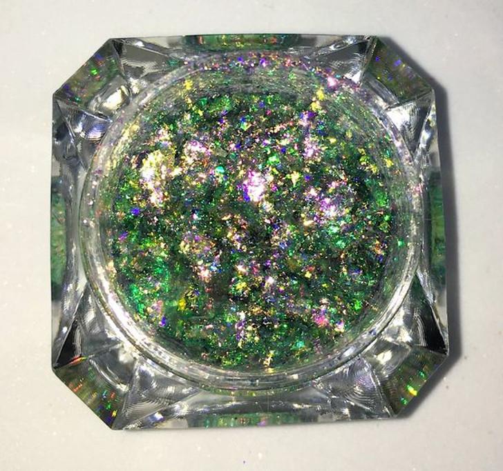 Aurora Holographic Flakes - Draco