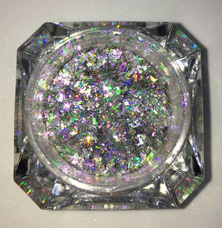 Aurora Holographic Flakes - Equuleus