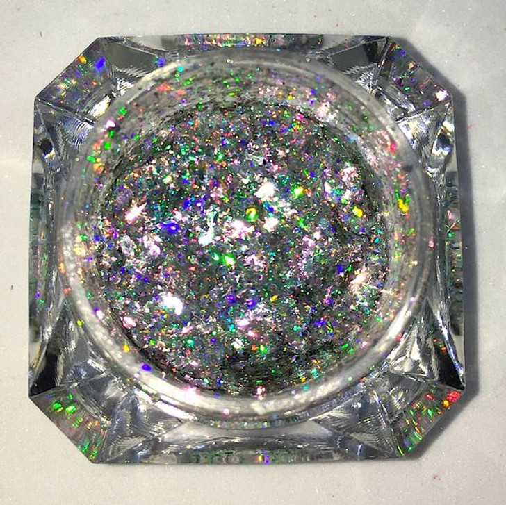 Aurora Holographic Flakes - Fornax