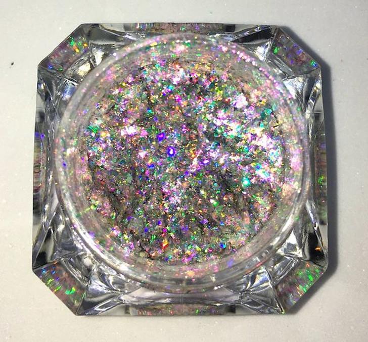 Aurora Holographic Flakes - Hydra