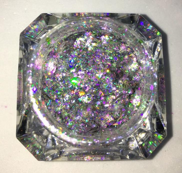 Aurora Holographic Flakes - Lyra