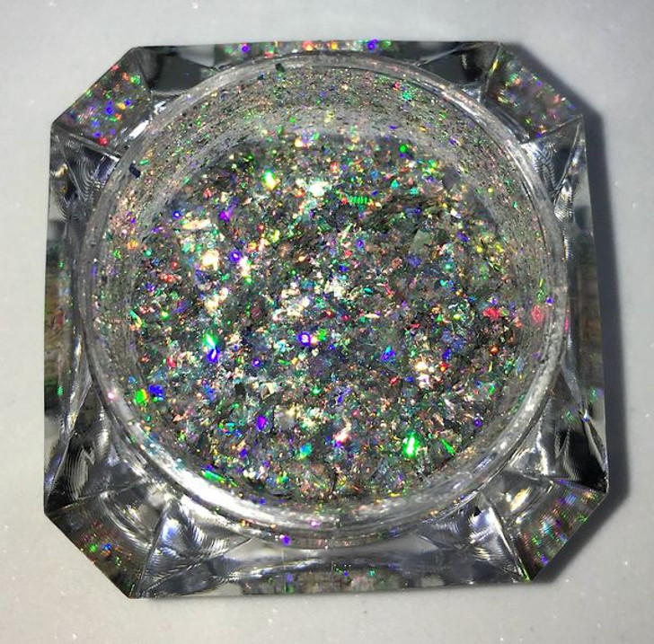 Aurora Holographic Flakes - Pyxis