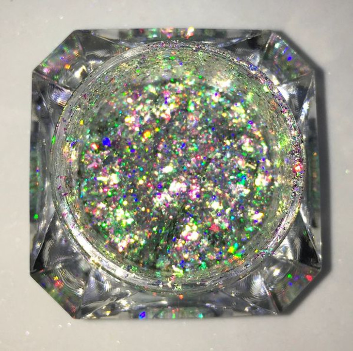 Aurora Holographic Flakes - Vela