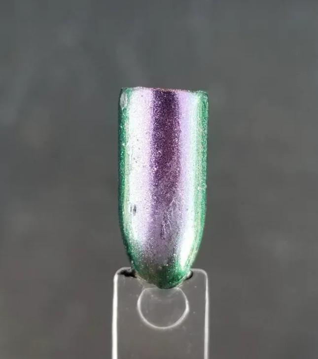Nebula Aurora Dust Iridescent Color Shift Powder Pigment Purple Green
