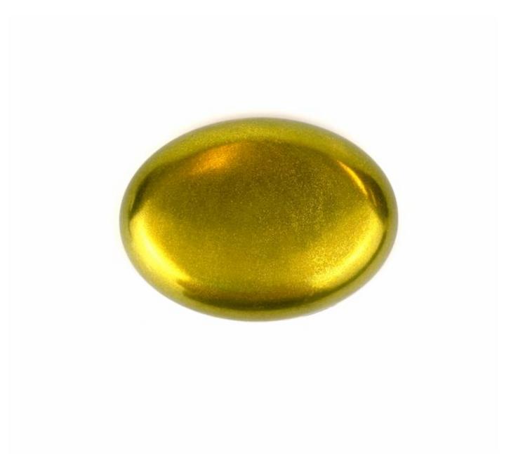 Chrome Dust - Gold Finch, Chrome Pigment, Mirror Pigment, Gold Pigment