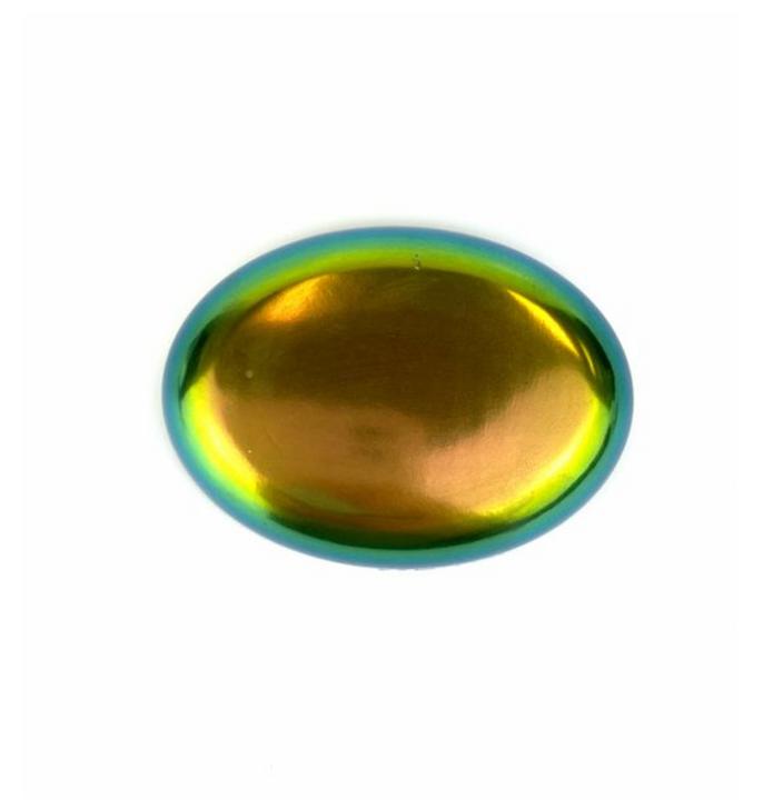 Chrome Dust - Clover, Chrome Pigment,  Color Shift