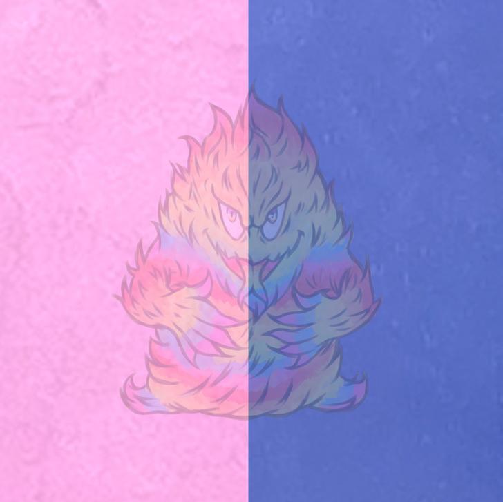 Ultra Thermal Dust® 72ºF - Pink to Violet - Cold Sensitive