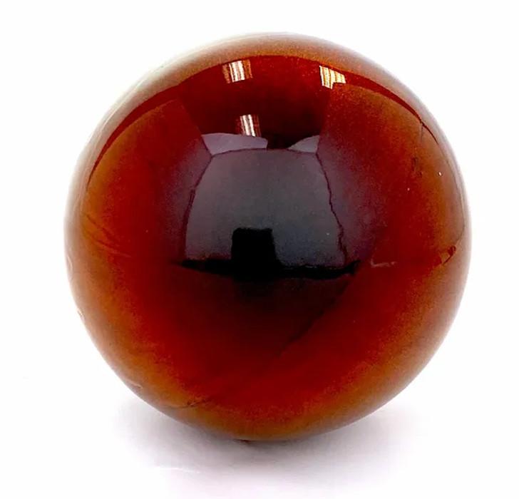 Dark Chrome Pigment - Black /Orange - Black to Orange Color Shift