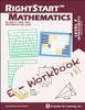 RightStart™ Mathematics Level F E-Workbook Second Edition