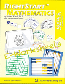 RightStart™ Mathematics Level C E-Workbook Second Edition