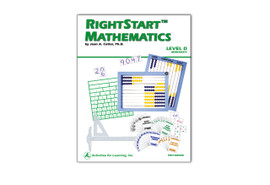 RightStart™ Mathematics Level D Worksheets