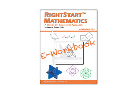 RightStart™ Mathematics Level G Worksheets E-Book
