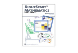 RightStart™ Mathematics Transition Worksheets