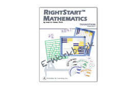 RightStart™ Mathematics Transition Worksheets E-Book