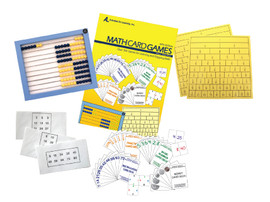 Math Card Games Kit