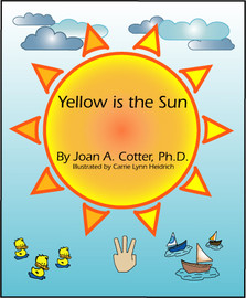 Yellow is the Sun book