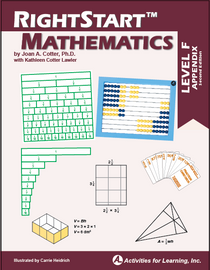 RightStart™ Mathematics Level F Appendix Pages Second Edition