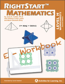 RightStart™ Mathematics Level H E-Workbook Second Edition