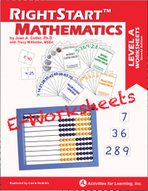 RightStart™ Mathematics Level A E-Workbook Second Edition