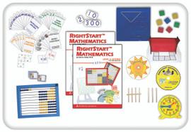 RightStart™ Mathematics Level A First Edition Starter Kit