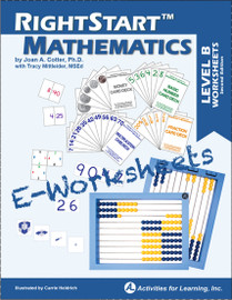 RightStart™ Mathematics Level B E-Workbook Second Edition