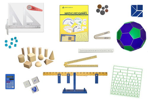 Bridge Math Set: RS1 Level A to RS2