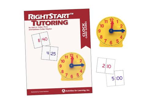 RightStart™ Tutoring Clock Games Kit