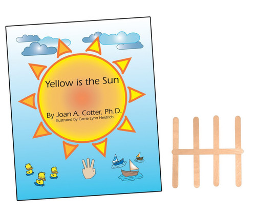 Yellow is the Sun book Combo