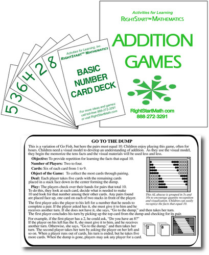 RightStart™ Addition Games